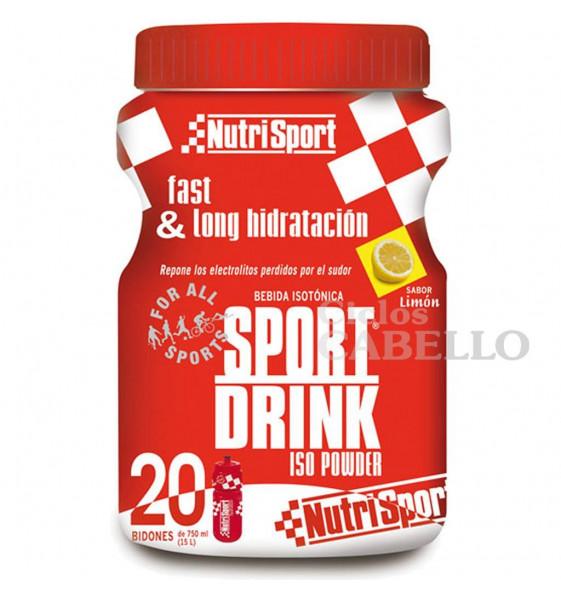 Bebida Isotónica Sport Drink ISO POWER Limón