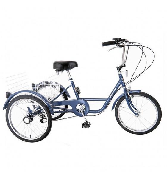Triciclo AMAT Azul
