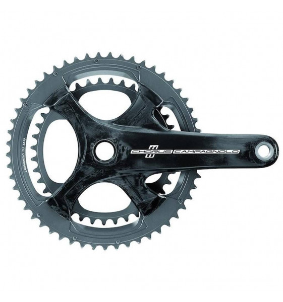 I play plates and cranks CAMPAGNOLO...