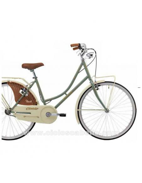 Bicicleta Cinzia Classic Retro 26 Lady