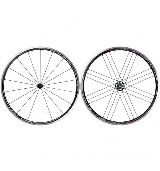 Juego de ruedas Campagnolo Vento Asymmetric G3 Negra