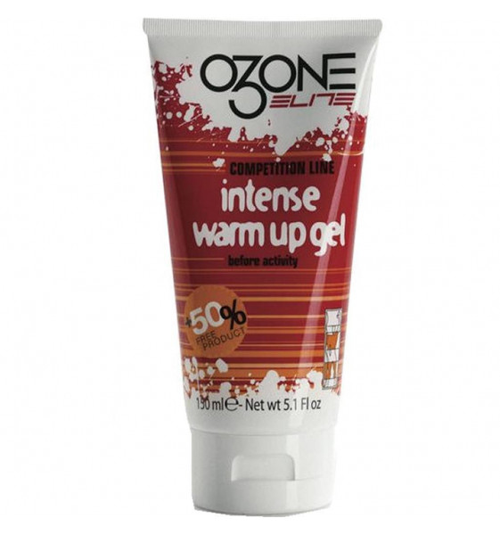 Tubo Ozone-Elite Thermogel Forte