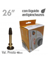 Camara Antipinchazos CYT 26x1.50/2.10 v 48mm