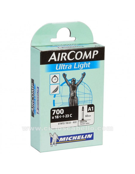 Camara Michelin AirComp Ultralight