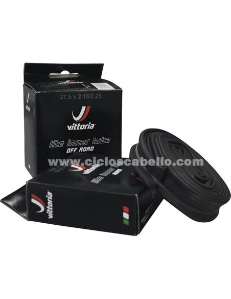 Camara Vittoria 700X19-23 Valvula 42