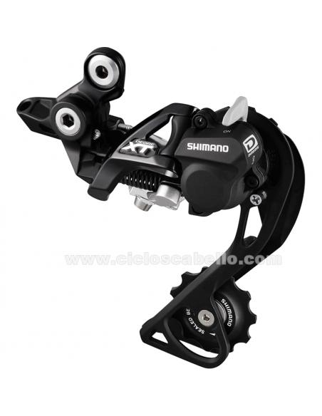 Cambio Shimano Deore XT Shadow Plus SGS 10v