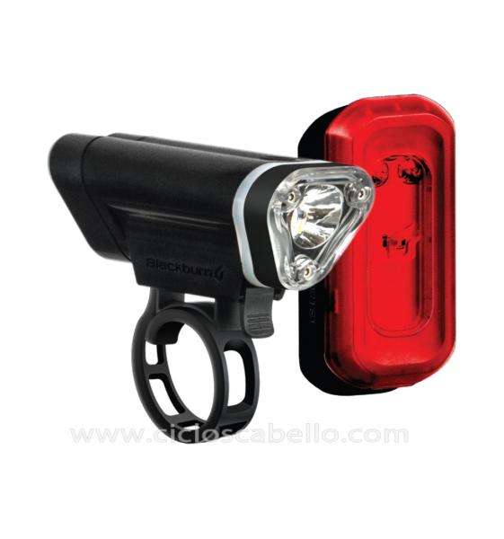 Kit Lights BLACKBURN Local 50 Front +...