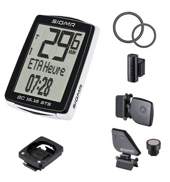 Sigma BC 16.16 STS Meterzählometer...