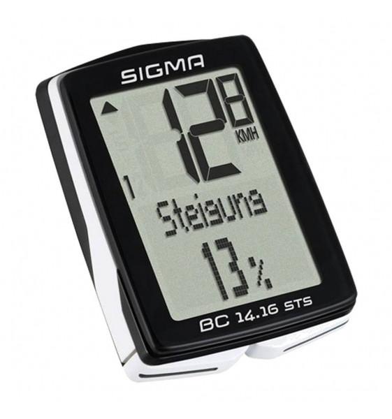 Sigma BC 14.16 Compteurs STS avec...