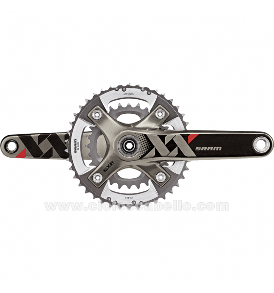 Cranks SRAM XX Q-Factor GXP