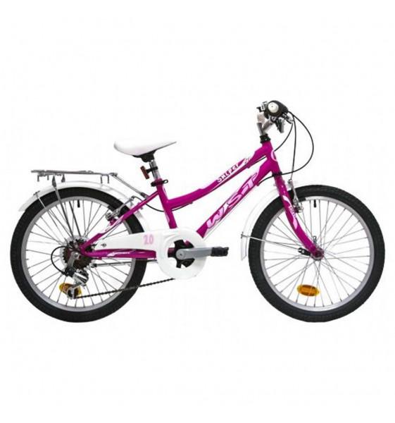"""Bicicleta WST Sniper 20"""" Niña"""