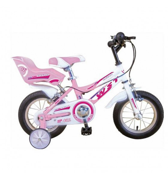 "Bicicleta paseo WST Niña 12"""