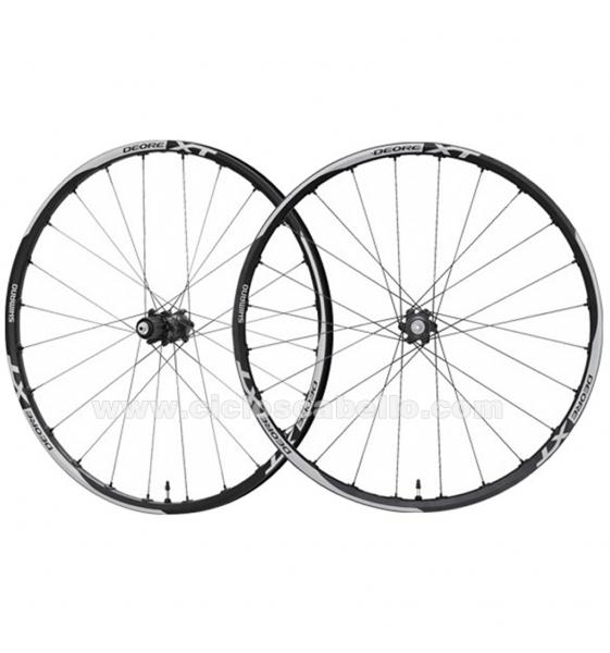 Juego de ruedas Shimano XT 27,5 XC E15
