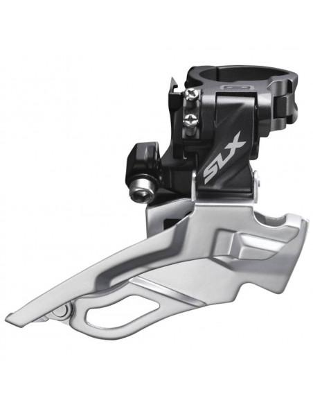 Desviador Shimano SLX M7025 11X2V Abrazadera alta tiro superior Dual Position