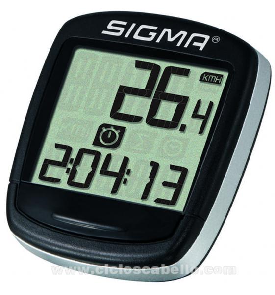 SIGMA Baseline BC500 odometers