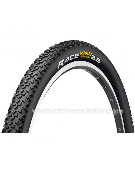 "Cubierta Continental Race King Plegable 29""x2.00"