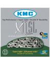CADENA KMC X11SL 11V.PLATA
