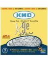 CADENA KMC X9 E-BIKE 136 PASOS