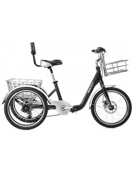 Triciclo Eléctrico plegable Monty E132
