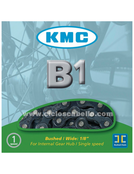 CADENA KMC B1 112 PASOS 1V