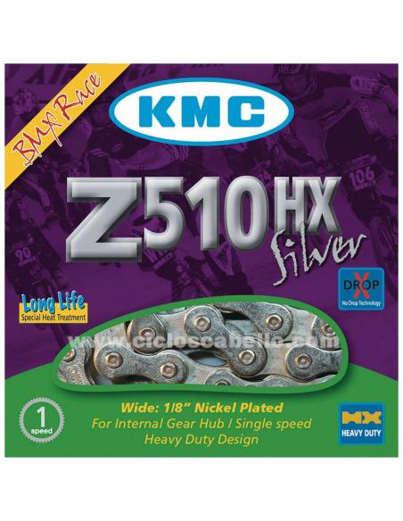 CADENA KMC 510HX SPINNING 1V
