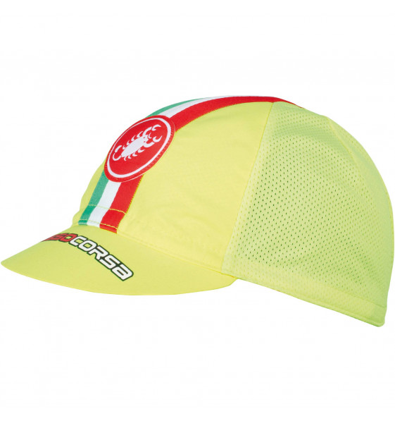 Gorra Castelli Performance