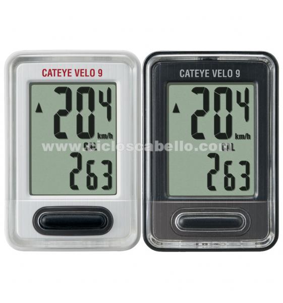 Cuentakilometros CATEYE VELO 9 VL820