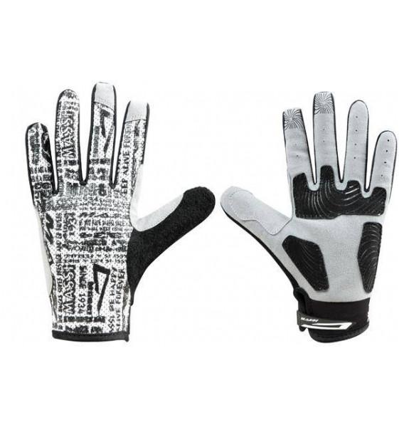 MASSI Graffiti Lange Handschuhe