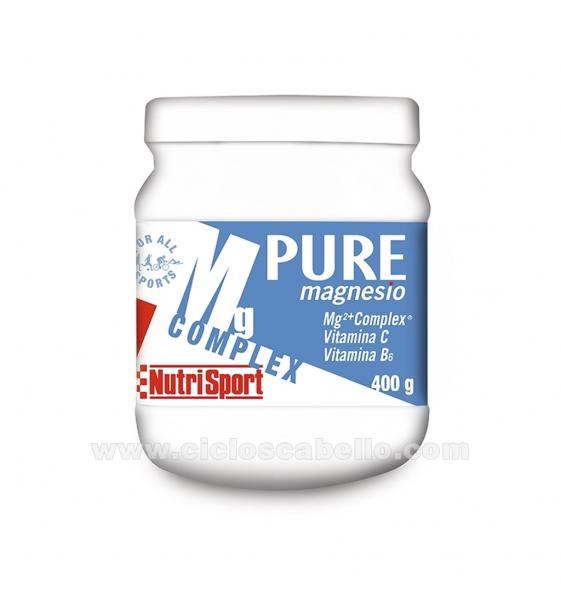 Bote Pure Magnesio Nutrisport