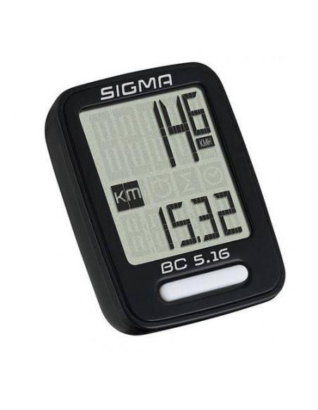 Cuentakilometros Sigma BC 5.12