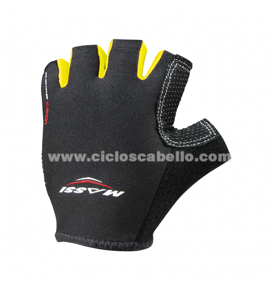 Colorful Massi Comp Tech short gloves