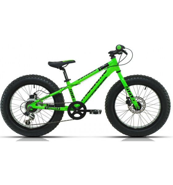 "Bicicleta Megamo Fat Jungle 20"" 2018"