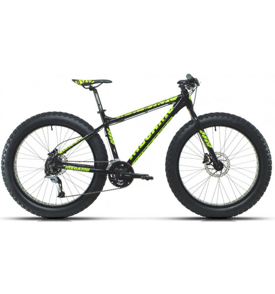 "Bicicleta Megamo Fat Great 26"" 2018"