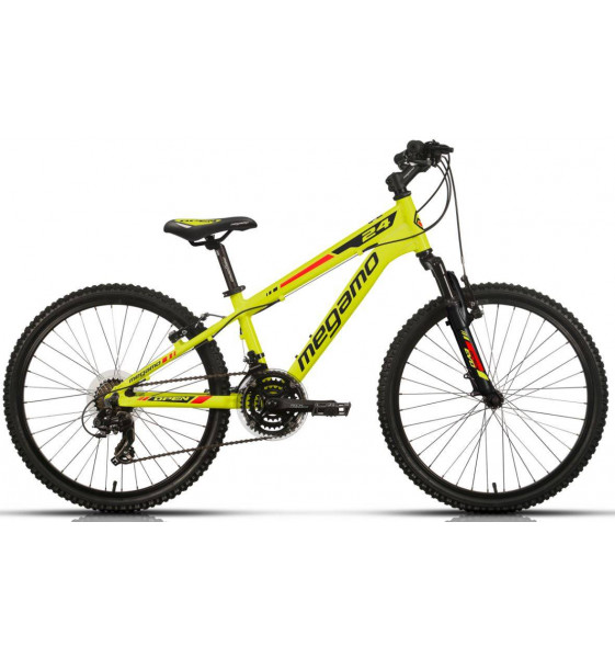"Bicicleta Megamo Open Junior Boy 24""  2018"