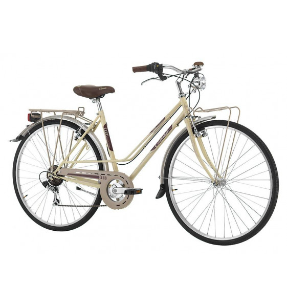 "Bicicleta Cinzia Club Lady 28"" 2018"
