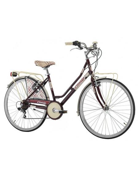 "Bicicleta Cinzia Kilt Lady 26"" 2018"
