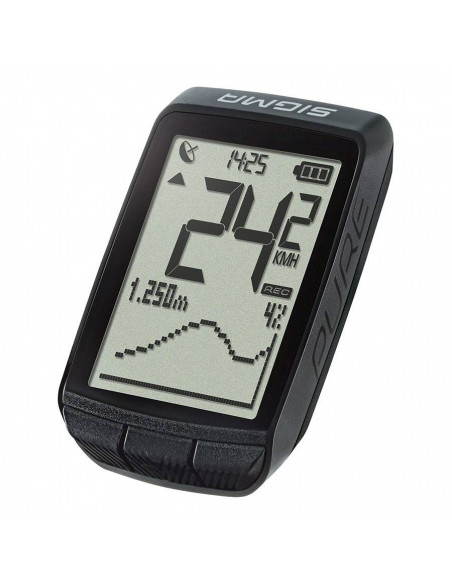 Ciclocomputador Sigma Pure GPS