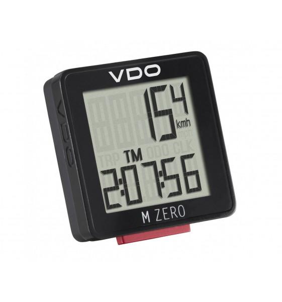 Cuentakilómetros VDO M ZERO con cable