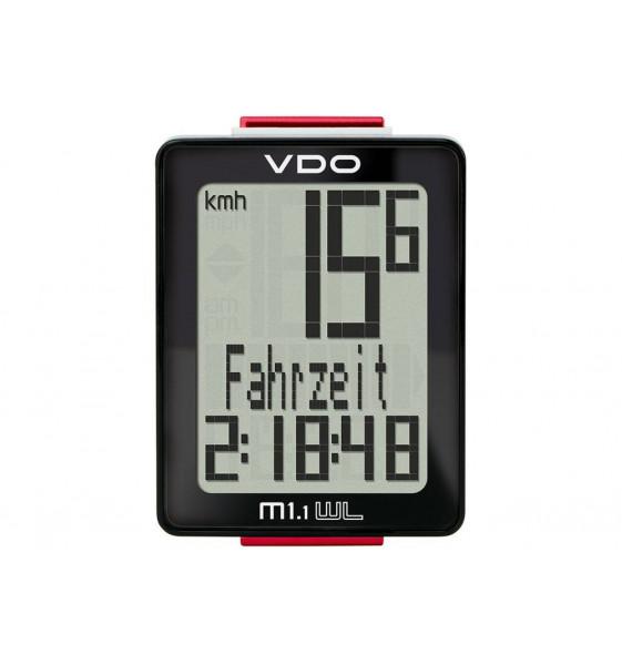 Cuentakilómetros Inalámbrico VDO M1.1 Wireless