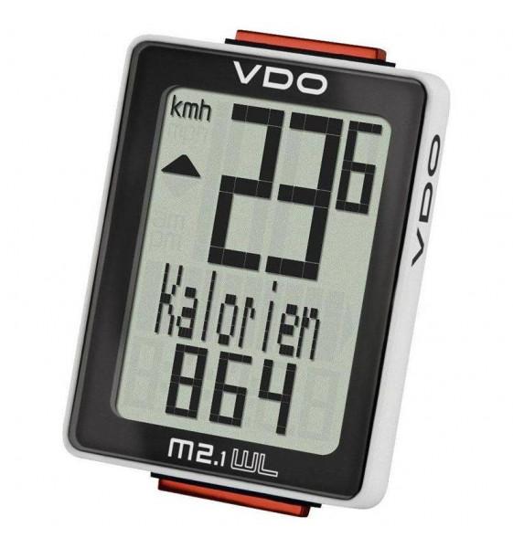 Cuentakilómetros VDO M2.1 Wireless