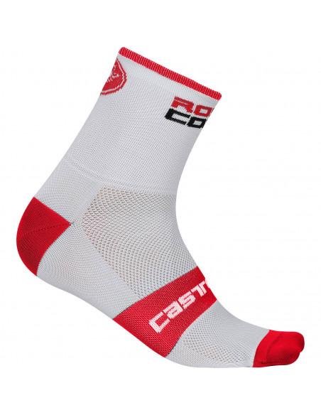 Calcetines Castelli Rosso Corsa 13