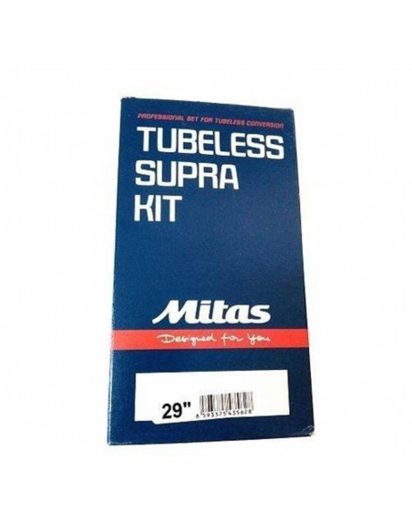 "Kit Tubeless Completo Mitas Supra 29"""