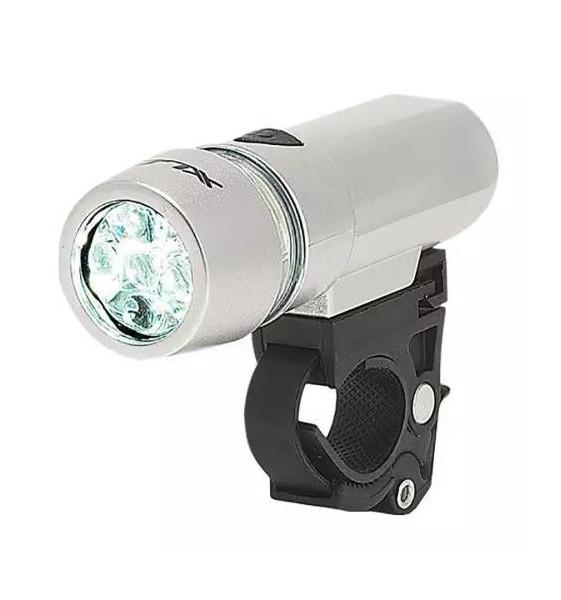 Foco Delantero XLC CL-F01 Triton 5 LED 25.4-31.8MM