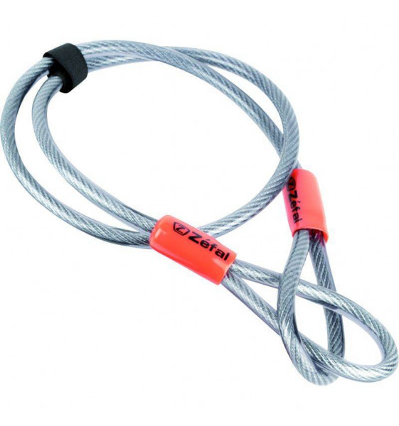 Cable Suelto De Candado ZEFAL 10 MM x 220 CM