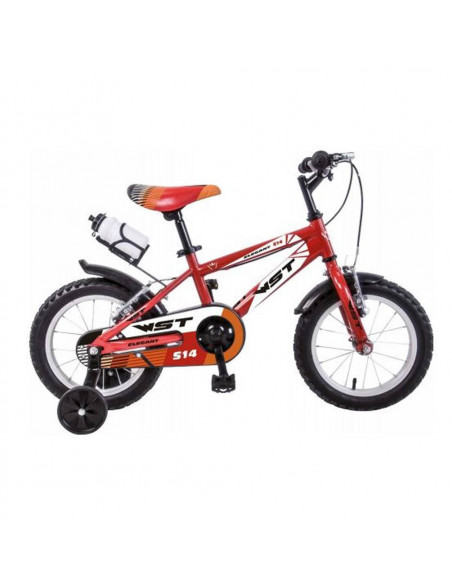 "Bicicleta WST niño 14"""