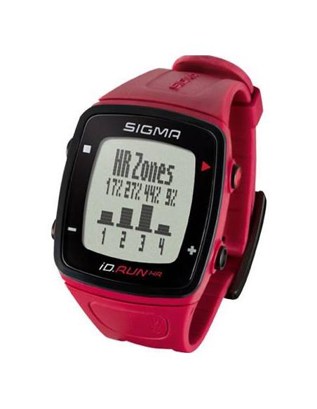Pulsómetro + GPS + Podómetro SIGMA ID.Run HR