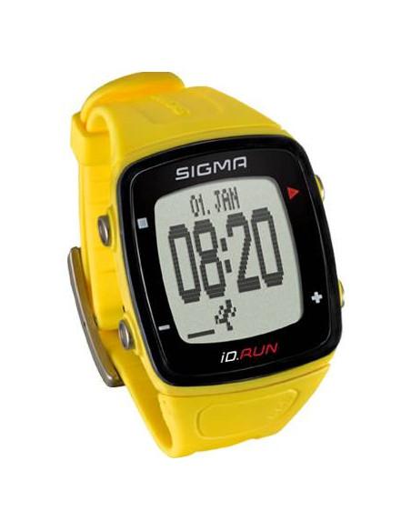 Pulsómetro SIGMA ID.Run