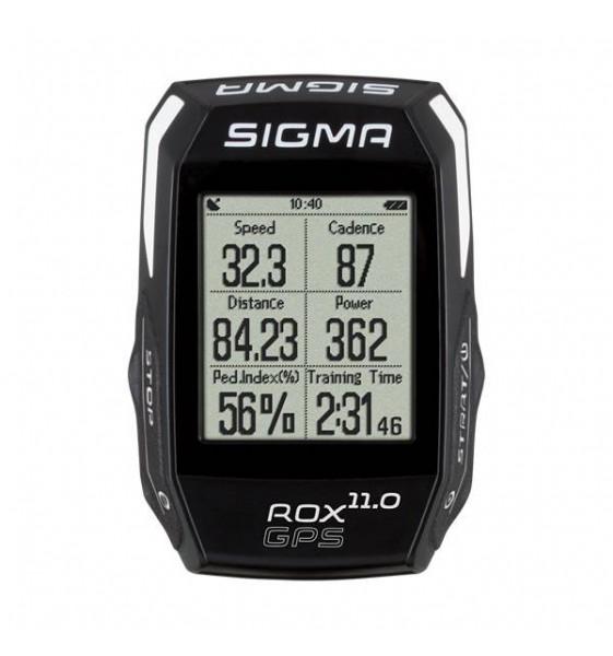 Ciclocomputador Sigma ROX GPS 11.0