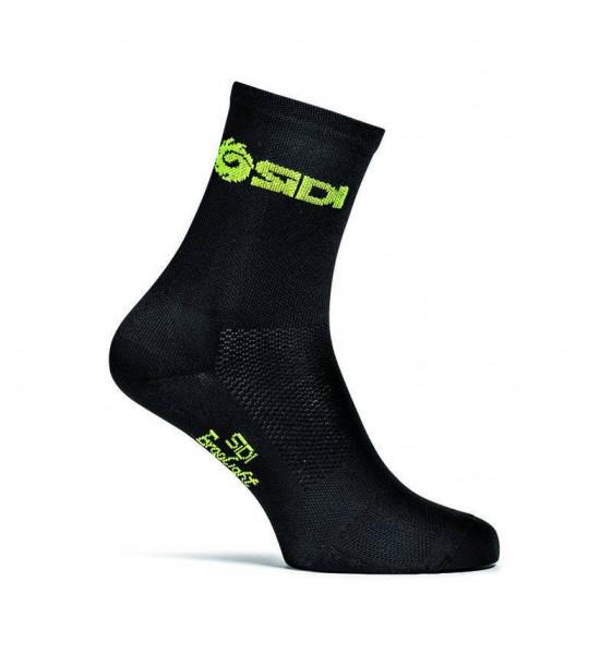 Calcetines SIDI Calidos Negro/Amarillo