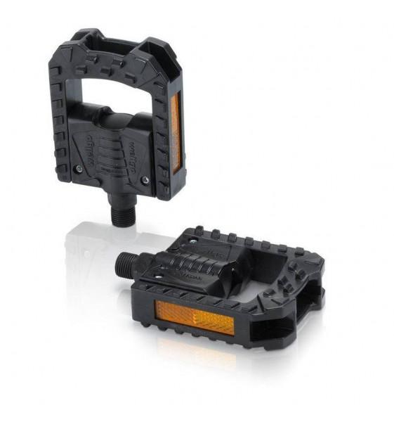 Black XLC PD-F01 Folding Pedals